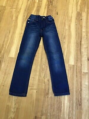 NEXT Blue Denim Boys Jeans - Age  6 Years -  Worn Once