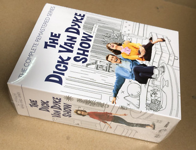 The Dick Van Dyke Show - The Complete Series (DVD, 2015, Remastered)