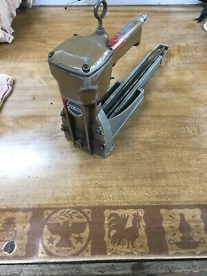 Duo Fast Container Pneumatic Air Box Packing Stapler Heavy Duty