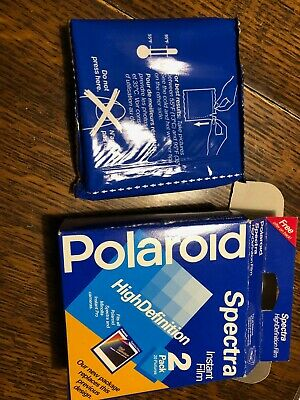 Polaroid Spectra image Film - Factory Sealed High Definition