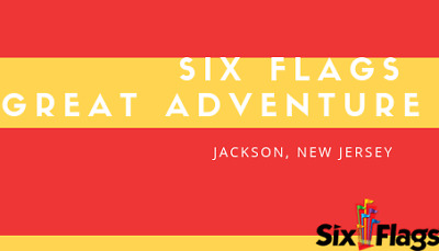 Six Flags Great Adventure New Jersey Tickets $37 A Promo Discount Savings Tool
