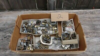 large lot of music box parts for repairs lot 2