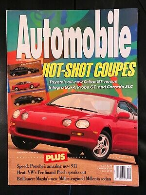 Automobile Magazine / Issue December 1993 / NEW!