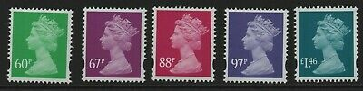 GB STAMPS 2009 Machin Definitives 31st March Issue Unmounted Mint MNH