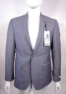 Bar III Men's Slim-Fit Active Stretch Suit Jacket Size 38R $425