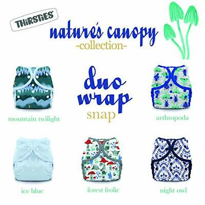 Thirsties Nature's Canopy Cloth Diaper (Size One (6-18 Pound)|Nature's Canopy)