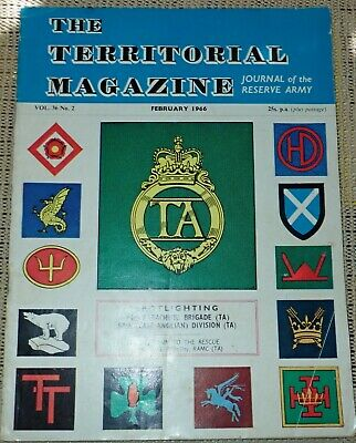 The Territorial magazine Reserve Army