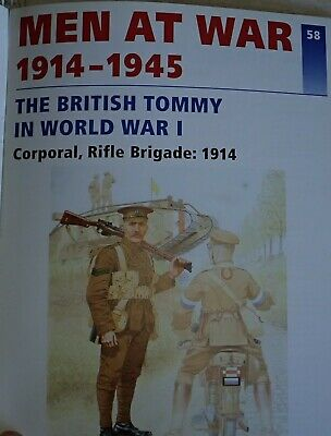 a1847 Men at War 1914 1945 the British Tommy ww1