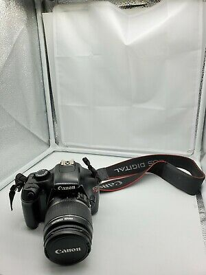 CANON Digital Camera EOS REBEL T3I with 18-55mm lens