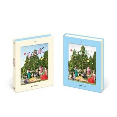 Apink-[Look] 9th Mini Album CD+Poster+PhotoBook+Card+AR+Post+Stand+Sticker+Gift