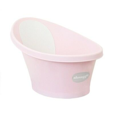 Shnuggle Baby Bath with Bum Support - Rose