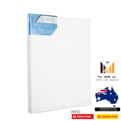 """5 pcs/pk Artist Cotton Canvas Panel 16""""x20"""" Stretched Canvas Boards for Painting"""