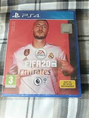 FIFA 20 PS4 With Codes