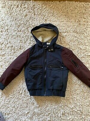 Gorgeous Boys Hooded Jacket From River Island Age 7 Bnwot