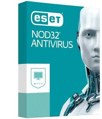 Eset Nod32 Antivirus 2020 for 2 years /1 PC instant delivery