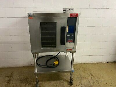 Lang EHS-PT Half Size Convection Oven 208-240 Volts 3 Phase Tested