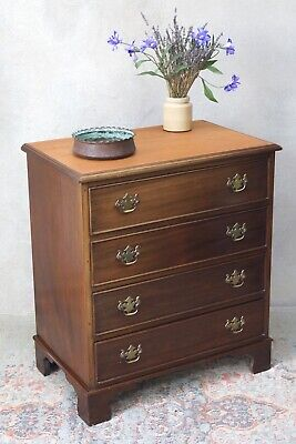 Antique Chest of Drawers Mahogany Vintage - Delivery Available