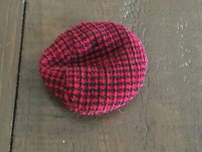 Vintage  Early Barbie Little Red Riding Hood Cap Nm