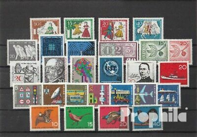 FRD (FR.Germany) 1965 unmounted mint / never hinged Complete Volume in clean Con