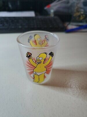 The Simpsons TV Show Homer/'s Face Glass Storage Bowl with Lid NEW UNUSED