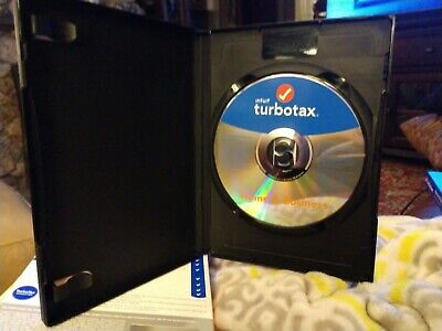 2018 TurboTax Home & Business  Federal + 1 State available CD Win & Mac PreOwned