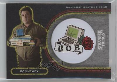 Stranger Things Upside Down Character Chase Card 15 Bob Newby