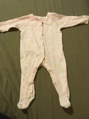 Baby Girls Long Sleeve Jumpsuit Size 00 GUC