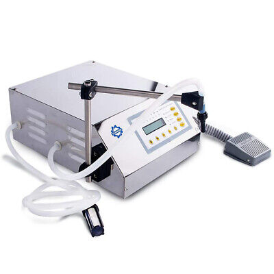 Liquid Filling Machine Automatic Digital Control Bottle Filler Filling machinery