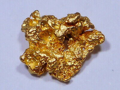 Australian Sparkling Gold Nugget ( 0.27 grams ).