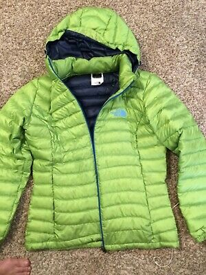 North Face Women's Down Jacket L