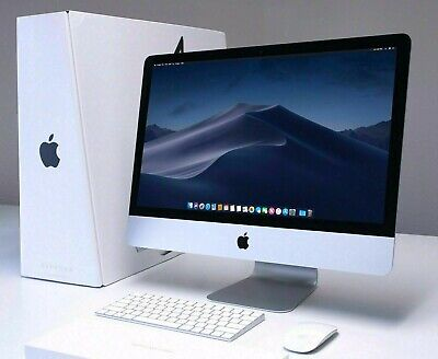 "iMac 21.5"" Desktop / CORE i5 2.8GHZ / 1TB HD / 3 YEAR WARRANTY / 2015-2017"