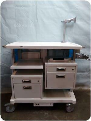 Endoschoice Endocart Transport / Storage Endoscopy Cart ! (233412)