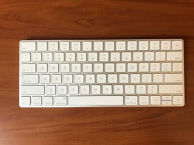 Apple Magic Keyboard 2 A1644 Lightning Rechargeable Wireless Keyboard MLA22LL/A