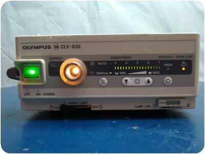 Olympus Clv-S30 Oes Xenon Light Source @ (234499)