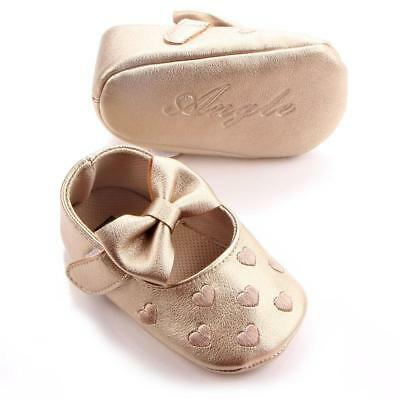 Princess Baby Shoes Soft Sole New Girl Breathable High Quality Shoes Toddler JH