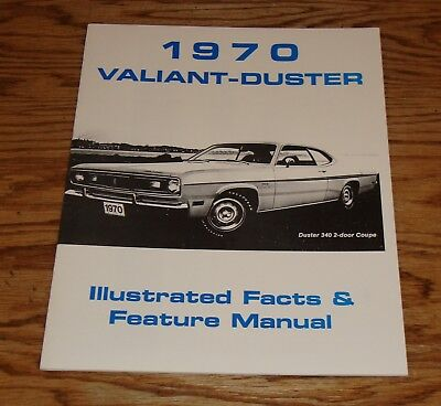 1972 Dodge Dart Demon Plymouth Valiant Duster Wiring Diagram Manual 72 7 63 Picclick Uk