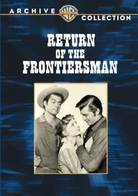 RETURN OF THE FRONTIERSMAN ...-Return of Frontiersman DVD NEW