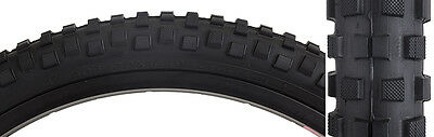 20x1.75 Whitewall Comp 3 BMX tire by Duro WSW