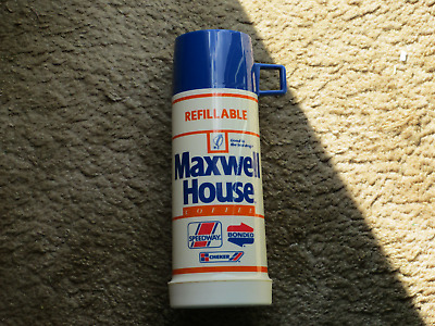 Vintage Maxwell House Coffee Thermos