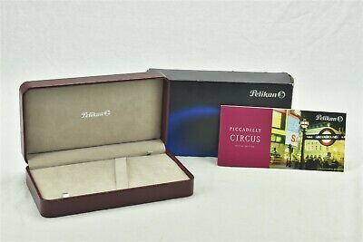 Pelikan Piccadilly Circus 948208 Pen Box & Instructions Only
