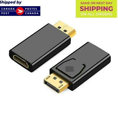 Display Port DP Male to 1080P HDMI Female Adapter Converter