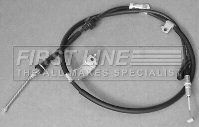 Handbrake Cable fits HONDA CR-V RD9 2.2D Left 05 to 06 N22A2 Hand Brake Parking