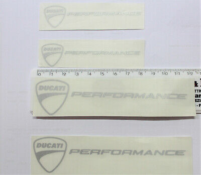 "Kit 4 adesivi Ducati performance ""V691"""