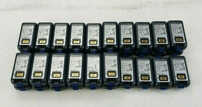 LOT Of 36 Intermec 1001AB01 318-046-021 Rechargeable Battery for CK70 CK71 CK3R