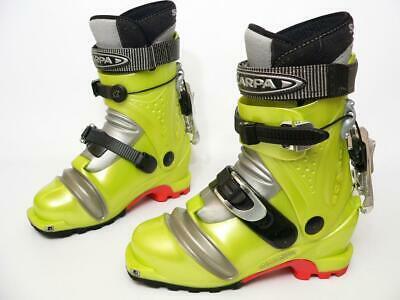 Scarpa F1 Alpine Touring Ski Boots Dynafit Compatible Mens Womens 24.0 25.0