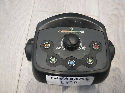 Mobility Scooter Invacare Leo Head Unit Speed Control PCB Switches