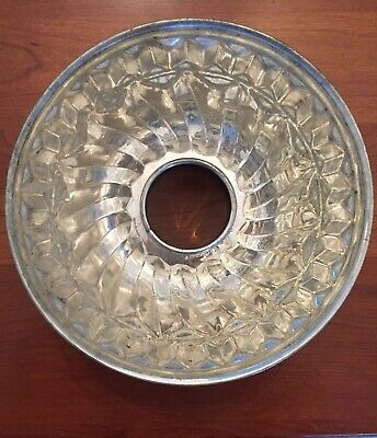 "Vintage Bundt Pan. 9"" Made In West Germany."