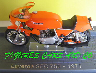 MOTO 1//24 LAVERDA 1000 SFC  COLLECTION GM  MOTORRAD MOTORCYCLE