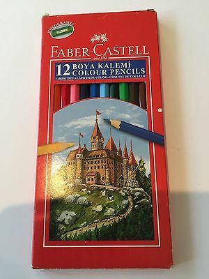 Faber Castell Classic Pencils - 12 pack - Colouring mindful BNIP