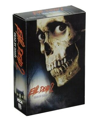 """MISP NECA EVIL DEAD 2 By Dawn ULTIMATE ASH cult horror movie 7 /"""" action figure"""